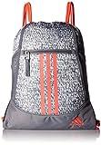 adidas Alliance II sackpack, Red, One Size