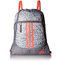 adidas Alliance Ii Sackpack, Red, One Size