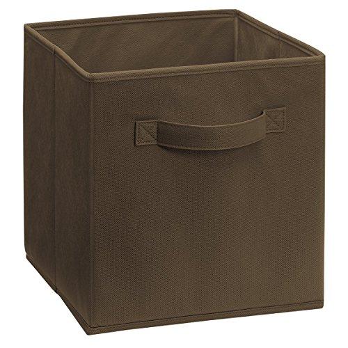 ClosetMaid 5786 Cubeicals Fabric Drawer, Canteen/Brown