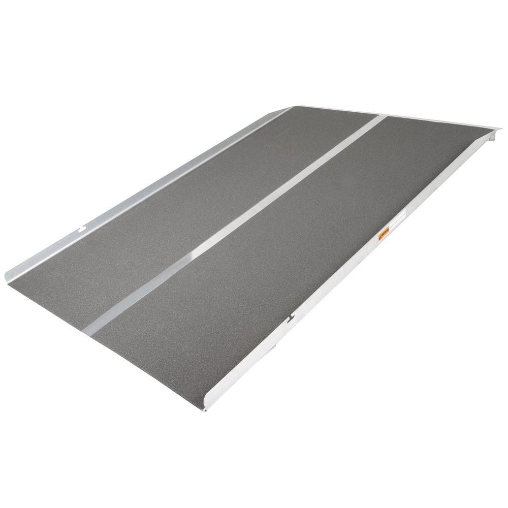 5' x 36'' Aluminum Solid Curb Ramp