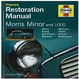Morris Minor and 1000 (Restoration Manuals)