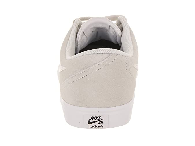 huge selection of ce645 8a385 Amazon.com   Nike Unisex SB Check Solar Skate Shoe   Fashion Sneakers