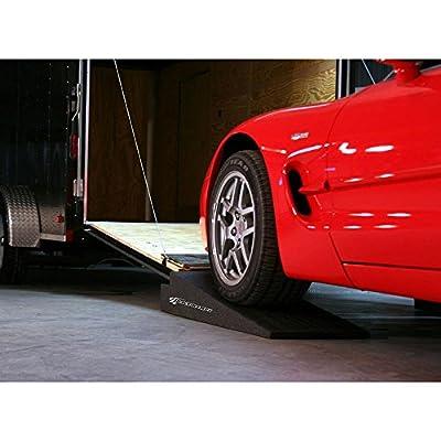 Race Ramps Solid Car Trailer Ramps - 3,000 lb. Capacity