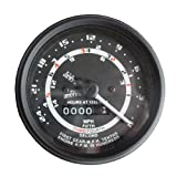 Tachometer (Proofmeter) Gauge - 5 Speed with Aftermarket Style Needle Ford 851 861 900 821 651 881 4030 701 801 800 4130 NAA 681 501 901 621 2120 2110 700 4140 650 841 4000 611 641 600 2000 631 601