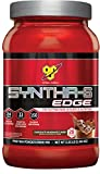 BSN SYNTHA-6 EDGE Whey Protein Powder, Hydrolyzed Whey, Micellar Casein, Milk Protein Isolate Meal Replacement Powder, Chocolate Milkshake, 28 Servings