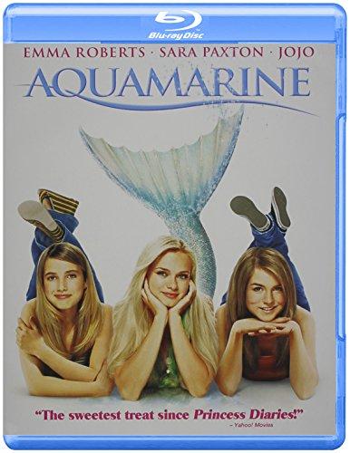 Aquamarine Blu-ray -