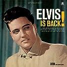Elvis is Back! + 4 bonus tracks (180g) Gatefold Edition [VINYL]