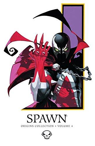 Spawn Origins Collection Vol. 4 - Spawn Comic Art