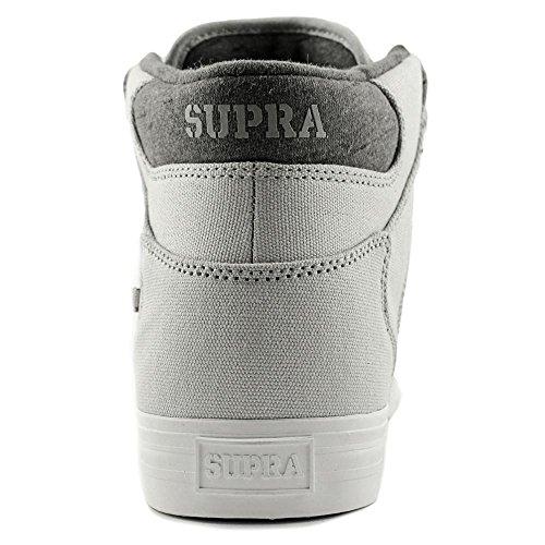 Sneaker Supra Vaider Lc Grigio Viola / Tela Bianca