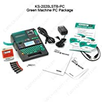 K-Sun 2020LSTB-PC Label Printer GREEN MACHINE (2020LSTB-PC)
