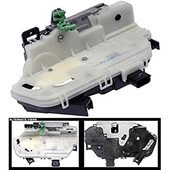 Apdty  Door Latch W Lock Actuator Motor Fits Front Right   Ford Edge   Lincoln Mkx Replaces Tzb Tz Tza