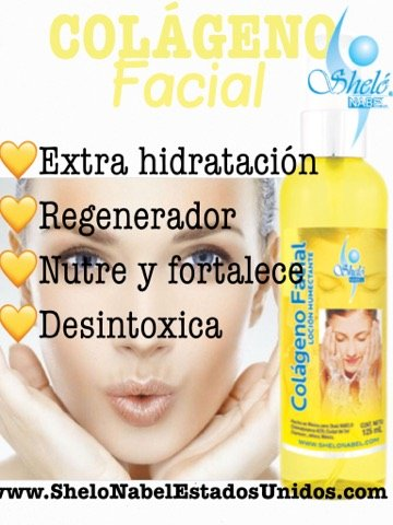 Amazon.com : Colageno Facial Moisturizing Facial Spray/ Spray Facial Humectante : Beauty