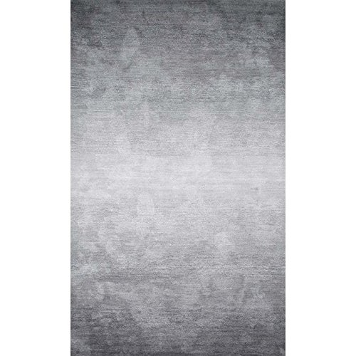 Hand Tufted Contemporary Rug - 8