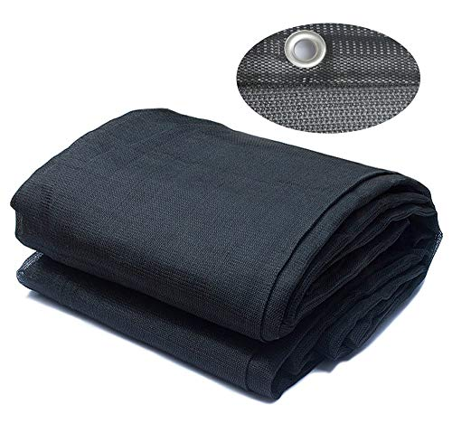 CAN-DOO Shade Mesh Tarps 10 x 10 Shade Mesh Net Cloth Tarp