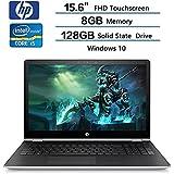 HP Pavilion 15.6' Touchscreen 2-in-1 FHD Laptop PC, 7th Gen Intel i5-7200U Processor, 8GB DDR4 SDRAM, 128GB SSD, B&O PLAY, 802.11ac, Bluetooth, HDMI, Stylus, Windows 10