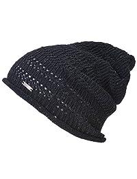 Casualbox Natural Hemp Beanie Linen Knit Hat Sweat Wicking Hipster Mesh Summer