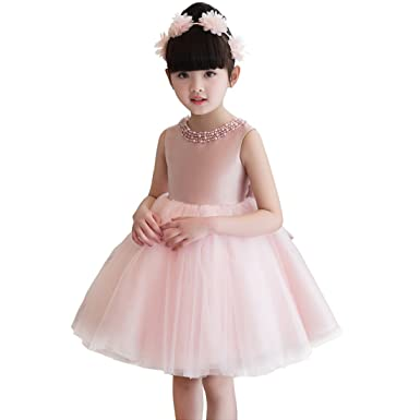 f30ad020d72f9 女の子 キッズ 結婚式 ピアノ 発表会 ピンク ジュニア フォーマル衣装 刺繍ワンピース パープル 結婚式