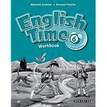 English Time: 6 Workbook