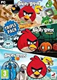 Angry Birds: Triple Pack (Classic + Rio + Seasons) (PC CD)