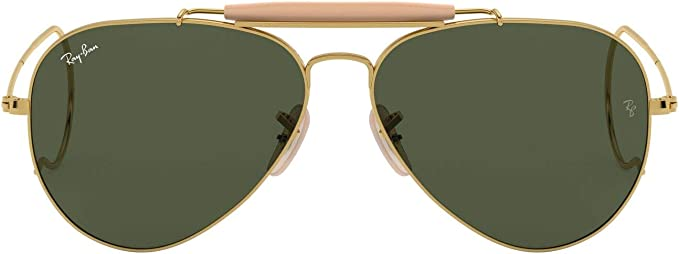 Ray-Ban Sonnenbrille OUTDOORSMAN (RB 3030): Amazon.es: Ropa y accesorios