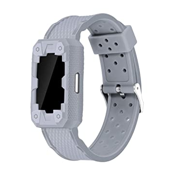 Amazon.com: Famobest para Fitbit Charge 2 bandas, correa ...