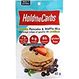 HoldTheCarbs Pancake and Waffle Mix with Protein, 40g