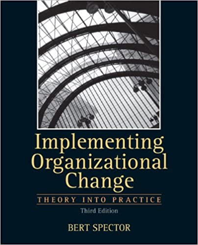 Amazon implementing organizational change ebook bert spector implementing organizational change 3rd edition kindle edition fandeluxe Image collections