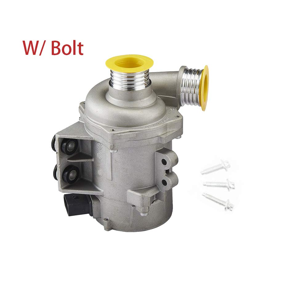MOSTPLUS Electric Engine Water Pump For 11517586925 BMW Z4 X3 X5 328i 128i 528i