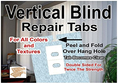 Vertical Blind Repair Tabs 10 product image