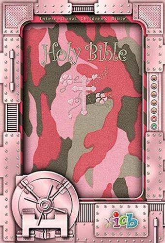 Read Online Compact Kids Bible: Pink Camo pdf