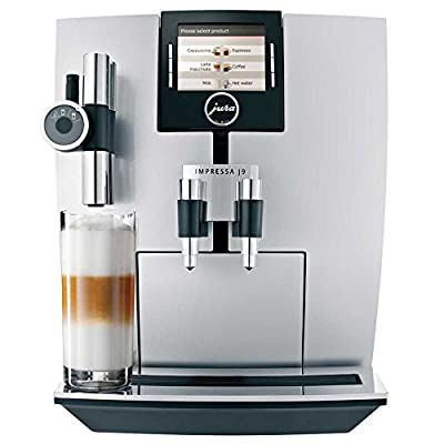 Jura Impressa J9 One Touch TFT Super Automatic Coffee Center (Certified Refurbished)
