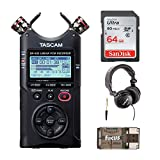 Tascam DR-40X Four-Track Audio Recorder/USB Audio