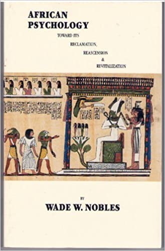 Amazon african psychology toward its reclamation reascension african psychology toward its reclamation reascension and revitalization fandeluxe Gallery