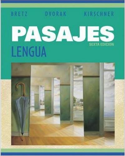 Pasajes: Lengua Student Edition with OLC Bind-in Card