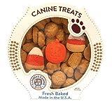 Claudia's Canine Bakery Gourmet Halloween Theme Dog Treats (Tricks for Treats)