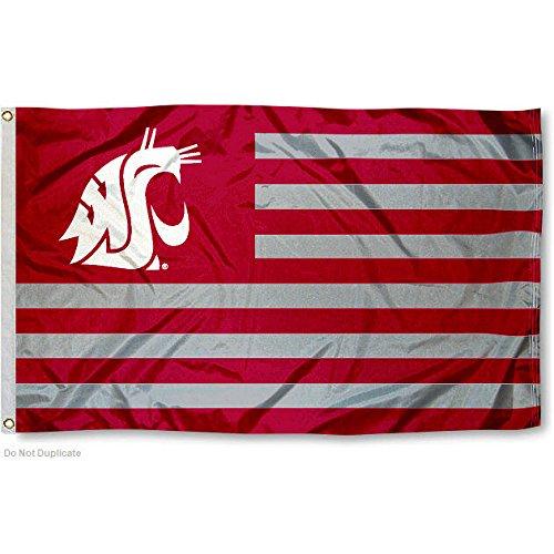 Washington University Alumni Nation Stripes product image