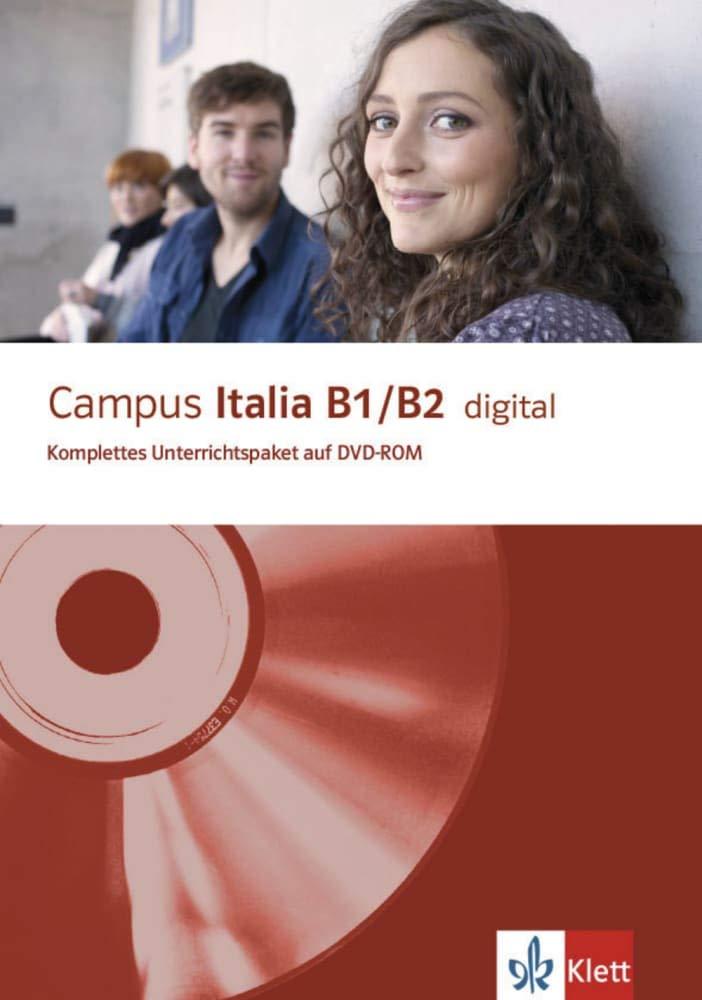Campus Italia B1 B2 Digital  DVD ROM