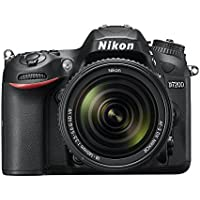 Nikon DSLR camera D7200 18-140VR lens kit D7200LK18-140 [International Version, No Warranty]