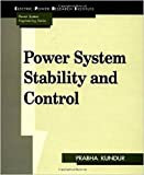 img - for Power System Stability and Control by Prabha Kundur (1994-01-22) book / textbook / text book