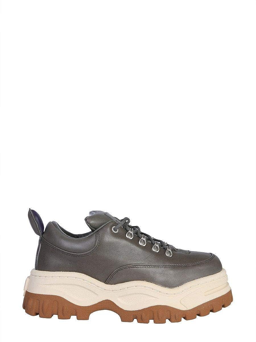 1a2d1cc0a8 Eytys scarpe da ginnastica Uomo ANLS025 Pelle Pelle Pelle Grigio ...
