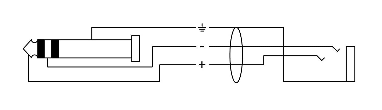 Buchse 6,3 Mm 100% Wahr Klinkenadapter Klinken Buchse 6,3 Mm Stereo Kupplung Verbinder