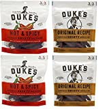 Dukes Shorty Smoked Sausage Variety Pack with All Natural Ingredients. Convenient One-Stop Shopping. Paleo Friendly, and Uncommonly Delicious. Environmentally Responsible. The Perfect Snacking Choice!
