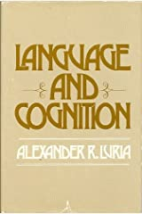 Language and Cognition Hardcover