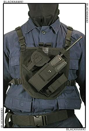 Amazon blackhawk patrol radio chest harness sports outdoors blackhawk patrol radio chest harness sciox Choice Image