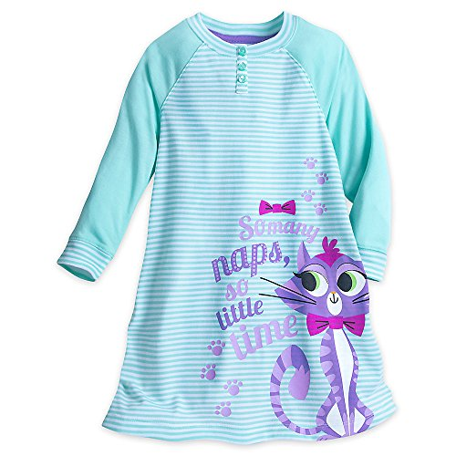 - Disney Hissy Nightshirt For Kids - Puppy Dog Pals Size 4 Blue