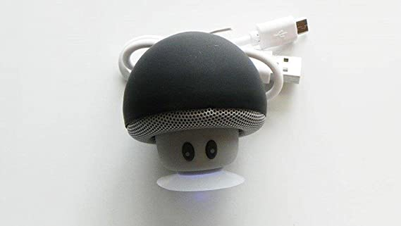 Badkamer Speaker Bluetooth : Amazon.com: wireless portable mini mushroom bluetooth speaker
