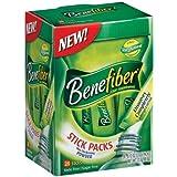 Benefiber Drink Taste Stick Packs Overview