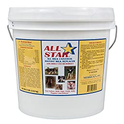 All Star All Milk Universal Instant Milk Replacer - 8 pound