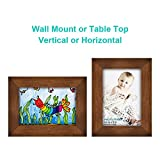 RPJC 3.5x5 inch Picture Frame Made of Solid Wood