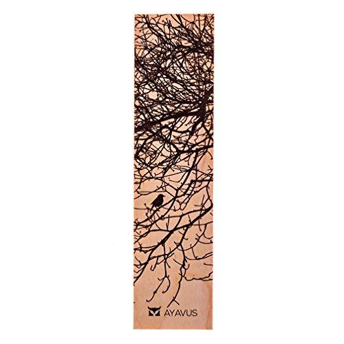 Birds Dense Branches Bookmark